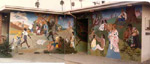 Venice mural, location unknown